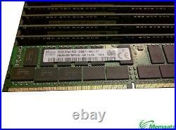 128GB (4x32GB) DDR4 2400 PC4-19200T-R ECC Reg Server Memory RAM Dell R430