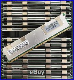 12GB 16GB 24GB 32GB (4GB Memory) PC3-10600R DDR3-1333MHz ECC HP IBM DELL Apple