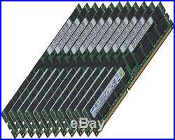 12x 16GB 192GB ECC REG DDR3 1600MHz PC3-12800R RAM HP Workstation Z620 Z800 Z820