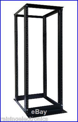 15U 4-Post Open Frame Server Rack IT Network Relay IT Racks 23 Deep 800MM