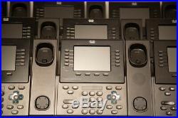 16x Cisco 9951 Phone IP VOIP Desk Business CP-9951-C-K9