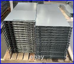 1U 12 Bay LFF 12GB/s FREENAS Supermicro Server X10DRL-iT 2x E5-2620 V3 64GB RAIL
