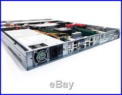 1U Quiet Homelab 8-Bay Server Tyan S5512 Home Media, Security, Gaming Server