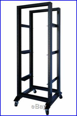 20U 3FT 4 Post Open Frame 19 Server Rack 31Deep 1000MM