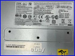 2U 12Bay SAS-2 36TB Drive Disk Expander Storage JBOD SAN Shelf IBM/LSI withcaddies