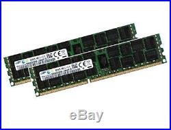 2x 16GB 32GB DDR3 ECC RAM Apple Mac Pro 6,1 Cylinder 1866 Mhz PC3-14900R 2013