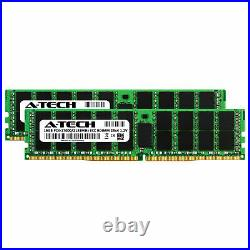 32GB 2X 16GB DDR4 2133 PC4-17000 ECC REG DIMM for Dell PowerEdge R630 Memory RAM