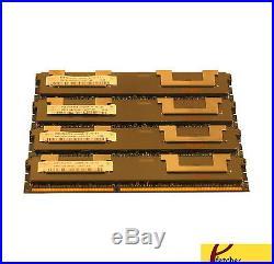32GB (4 x 8GB) Memory for DELL POWEREDGE T410 T610 R610 R710 R715 R810 R815 R915