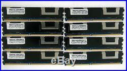 32gb (8x4gb) Memory Pc2-5300 667mhz Ecc Fb DIMM For Apple Mac Pro 1,1 Ma356ll/