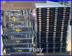 36x 4TB 4U 36 Bay Storage Server X8DT6 Xeon 12 Core 2.4ghz 64Gb RaM IT MODE CHIA