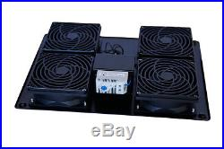 42U Rack Mount Internet/Network Server Cabinet 960MM (39.5) Deep with server fan