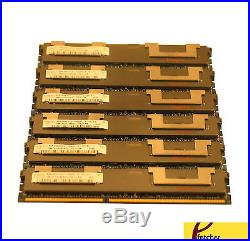 48gb (6 X 8gb) Memory For HP Workstation Z600 C2 Revision