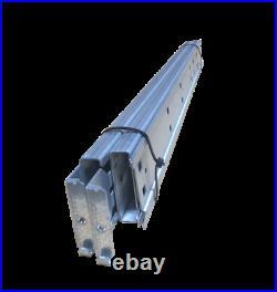 4U 24 Bay Quad LGA 2011 Storage Chassis CSE-848A-R1K62B Rail Kit X10Q X9Q X8Q
