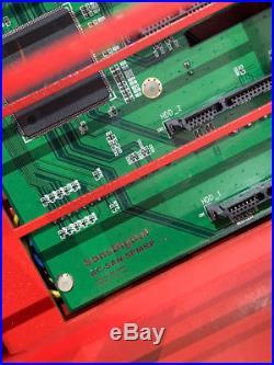 4U 45 Drives. Com Bay SATA FREENAS RAID Storage server Intel i3-2100 3.10Ghz 8GB