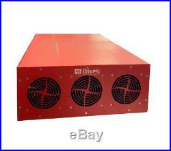 4U 45 Drives. Com SATA FREENAS RAID Storage server Intel i3-2100 3.10Ghz 8GB