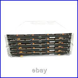 4U DE6600 60 Bay 3.5 SAS JBOD NAS NetApp LSI Dell MD3060E Storage Enclosure