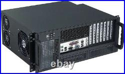 4U (Front Access) (2x5.25+ 6x3.5Bay)(Rackmount Chassis)(ATX/ITX)(D14 Case)NEW
