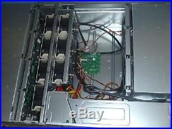 4U Supermicro Storage Expander 3.5 45 Bay JBOD CSE-PTJBOD-CB2 with Rails