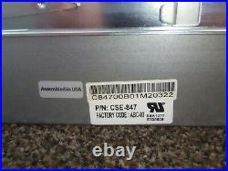 4U Supermicro Storage Expander 3.5 45 Bay Server JBOD CSE-PTJBOD-CB2 846EL2