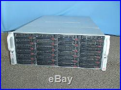 4U Supermicro Storage Expander 3.5 45 Bay Server JBOD CSE-PTJBOD-CB2 Media