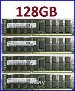4x 32GB 128GB Samsung DDR3 ECC RAM Apple Mac Pro 6,1 MD878 2013 2014 1066 MacPro