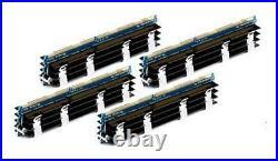 4x 4GB 16GB Apple Mac Pro DDR2 667 Mhz FB DIMM PC2-5300F 1,1 2,1 3,1 Fully Buffe
