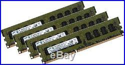 4x 8GB 32GB DDR3 1066 Mhz / 1067 Mhz ECC RAM Apple Mac Pro 4,1 5,1 Xeon 4/8 Core