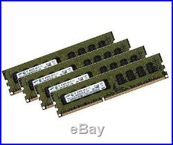 4x 8GB 32GB Samsung DDR3 ECC RAM für Apple Mac Pro 4,1 5,1 1333 Mhz PC3-10600R