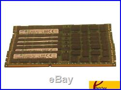 64GB (8X8GB) DDR3 1333 PC3-10600 ECC REGISTERER 240-PIN 1333MHZ for Servers & WS