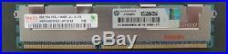 64GB (8x8GB) PC3-10600R ECC DDR3-1333MHz HP DELL IBM Supermicro Apple LOT 941