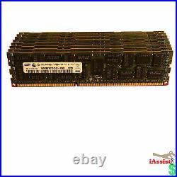 64gb (8 X 8gb) Ddr3 Ecc Reg. Memory For Dell Precision Workstation T5500 T7500