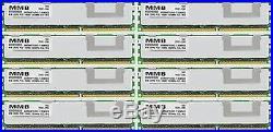 64gb (8x8gb) Ddr3 Pc3-10600 Ecc Reg 240-pin 1333mhz