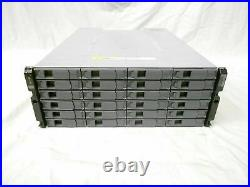 72TB 24 x 3TB SAS Jbod Disk Array Shelf 6Gbps Expansion for Dell HP Supermicro