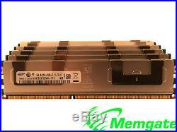 96GB (6 x 16GB) DDR3 PC3-8500R 4Rx4 ECC Server Memory RAM Dell Precision T7500