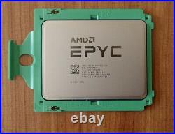 AMD EPYC 7742 64-Core 100-000000053-04 2GHz SP3 225W Server Processor CPU QS ES