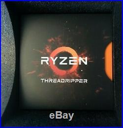 AMD Ryzen Threadripper 1900x Octa (8)-Core 3.8GHz Processor (YD190XA8AEWOF)