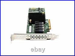 ASR-71605 Adaptec 16 Port SAS/SATA 6Gbps PCIe x8 3.0 Raid Controller 1GB HP