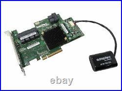 ASR-72405 Adaptec 24-Port 1GB 6GB/s SAS SATA PCIe 3 RAID Controller Card + BBU
