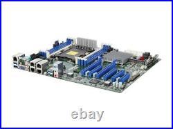 ASRock Rack EPC621D8A ATX Server Motherboard LGA3647 Intel C621