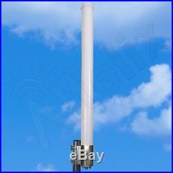 Altelix 4 Port 2.4 GHz & 5 GHz Dual Band/Dual Polarity 4x MIMO WiFi Omni Antenna