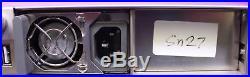 Apple Xserve 2009 3,1 8-core 3.33GHz 640GB 24GB El Capitan complete with rails