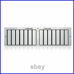Apple Xserve Server RAID A1009 Network Storage + 14x HDD Caddies NO OS NO Drives