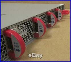 Arista DCS-7050S-64-F Switch 48x10G SFP+4x QSFP 4x Fans 2x F to R Power Supplies