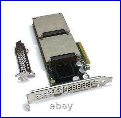 Avago LSI Nytro WarpDrive 6203 PCIe 6G SAS 800GB SSD PCIe x8 ELP-4x200 Sun F80
