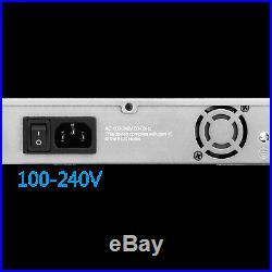 BV-Tech 16 Port PoE+ Ports 2 Gigabit Ethernet / SFP Uplink 220W 802.3at A