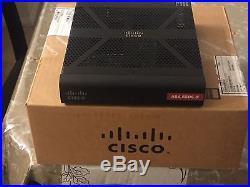 Brand New Cisco ASA5506-SEC-BUN-K9 Security Plus, Unl Users, Firepower Services