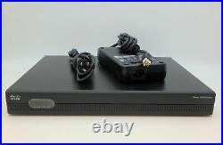 CISCO ISR4321 ISR4321 Gigabit Router ISR4321/K9 No Clock BUG Issue