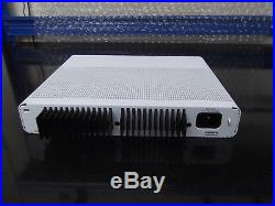 CISCO WS-C3560CG-8PC-S Catalyst Switch 8 Port Gigabit Managed PoE+ Switch