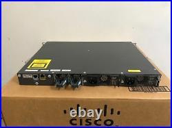 CISCO WS-C3560E-12SD-E 12 Port SFP Giga Layer 3 Switch 10G ipservices 3560E-12SD