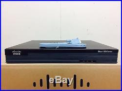CISCO1921/K9 Cisco 1921 Gigabit Ethernet Router SameDayShipping